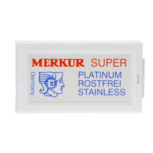 merkur razor blades review