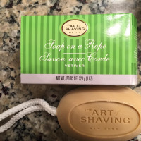 Vetiver Soap On A Rope Review