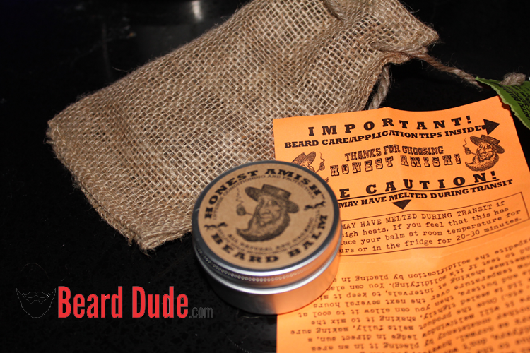 Honest Amish - Beard Balm, Beard Care products. Makers of Fine ...